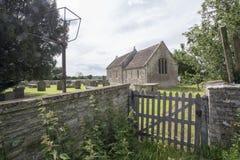 Церковь Tytherton Lucas ` St Nicholas Стоковые Изображения RF
