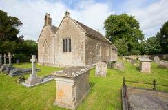 Церковь Tytherton Lucas ` St Nicholas Стоковое Изображение RF