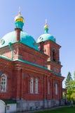 Церковь Valaam Стоковое Изображение