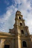 церковь vilnius Стоковая Фотография