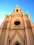 Церковь Virgen de Regla в Chipiona cadiz стоковые фото