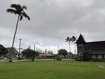 Церковь Waioli Huiia стоковое изображение rf