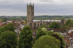 Церковь Warwick стоковые фотографии rf