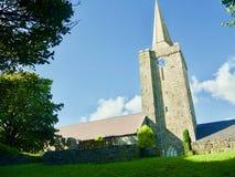 Церковь welsh стоковое изображение rf