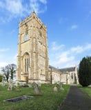 Церковь Whitchurch Canonicorum Стоковое Изображение