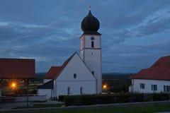 Церковь Wiefelsdorf Стоковые Изображения