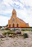 Церковь Willibrordus Святого на Curacao Стоковые Изображения