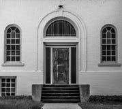 Церковь Windows здания Стоковые Изображения RF