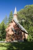 церковь yosemite стоковые изображения