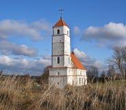 Церковь Zaslavl Беларусь Transfiguration Стоковое фото RF