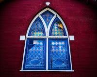 церков в прошлом Стоковое Изображение
