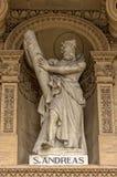 Церков Мальты - ротонды Mosta Стоковое фото RF