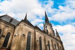 The церков Mary Стоковое Изображение