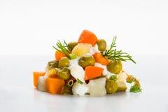 Цельный салат Стоковые Изображения RF
