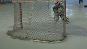 Цель хоккея на льде акции видеоматериалы