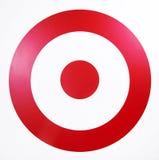 Цель для archery фото цели стрельбы Стоковая Фотография