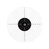 Цель Стоковое Изображение RF