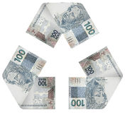 Цикл денег Стоковая Фотография