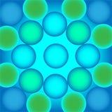 Цикл шариков Стоковые Фото