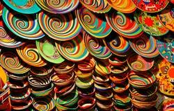 Циклы Colorfull Стоковое Изображение