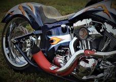 цикл mortor катит 1 Стоковое Фото