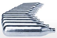 цилиндры СО2 Стоковые Изображения RF