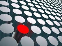 цилиндры Стоковое Изображение RF