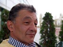 цинические портреты человека Стоковая Фотография