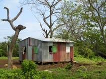 цинк Никарагуаа острова дома мозоли Стоковые Фотографии RF