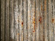 цинк ржавчины части Стоковые Фотографии RF