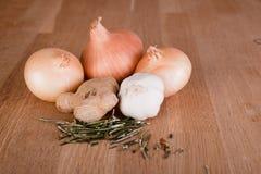 циннамон варя яичка flour ваниль сахара специй ек ингридиентов Стоковые Фото