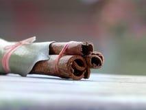 циннамон весь Стоковая Фотография RF