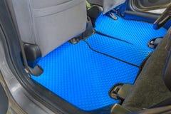 Циновка автомобиля стоковое изображение