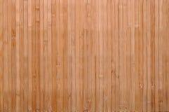 циновка бамбука предпосылки Стоковое Изображение
