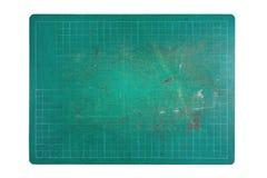 Циновка вырезывания Стоковое фото RF