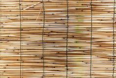Циновка соломы Стоковые Фото