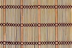 Циновка для суш Стоковые Изображения RF