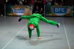 Циркаческий Утес-n-крен Стоковая Фотография RF