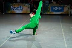 Циркаческий Утес-n-крен Стоковая Фотография