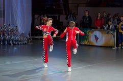 Циркаческий Утес-n-крен Стоковые Фотографии RF