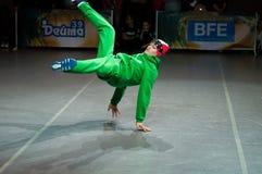 Циркаческий Утес-n-крен Стоковое Изображение