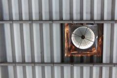 Циркуляционный вентилятор стоковая фотография rf