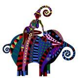 цирк веселый Стоковая Фотография