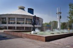 Цирк в Алма-Ате стоковая фотография rf