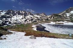 цирк ледниковый Стоковая Фотография