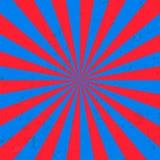 Цирк предпосылки взрыва Солнця Стоковое Изображение