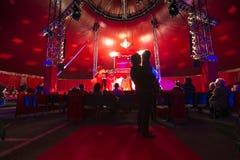 цирк Стоковые Изображения RF