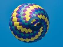 цирк bealton воздушного шара летая горячая photgrphed выставка va Стоковые Фото