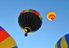 цирк bealton воздушного шара летая горячая photgrphed выставка va Стоковое Фото