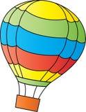 цирк bealton воздушного шара летая горячая photgrphed выставка va Иллюстрация штока